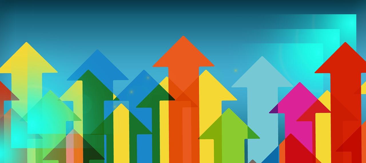 arrows, growth hacking, profit-1574173.jpg